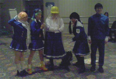 Kujian Cosplay Group