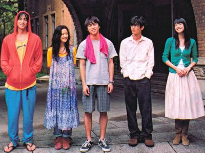 Honey & Clover Movie Cast