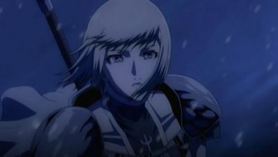 Berserk needs more Sad Girl in Snow